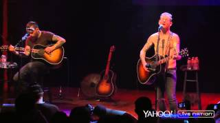 getlinkyoutube.com-Corey Taylor - Love Song (The Cure Cover) - Live at House of Blues 2015