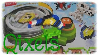 { Jeu } Jeu de construction Qixels Studio