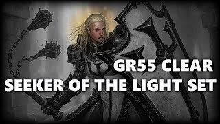 "getlinkyoutube.com-Crusader Greater Rift ""Seeker of the Light Set"" Diablo 3"