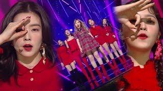 《DREAMLIKE》 Red Velvet(레드벨벳)   Peek A Boo(피카부) @인기가요 Inkigayo 20171203