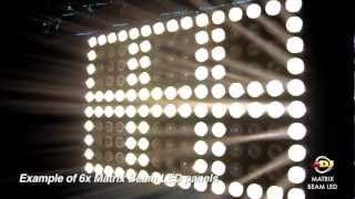 getlinkyoutube.com-ADJ Matrix Beam LED
