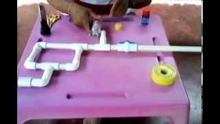 getlinkyoutube.com-Pistola de agua a presion para limpiar AUTOS/MOTOS, (Parte 2).