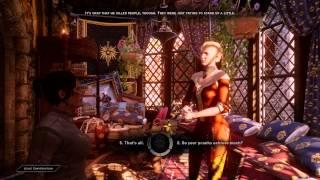 getlinkyoutube.com-Dragon Age Inquisition: Complete Sera/Dwarf Romance, aka. Twee Romance