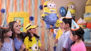 getlinkyoutube.com-Despicable Me Birthday Party Ideas