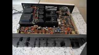 getlinkyoutube.com-TECHNICS SU-8080 VINTAGE AMPLIFIER TEST