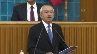 CHP Genel Başkanı Kılıçdaroğlu: İbadet yerinde şiddet olmaz