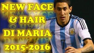 getlinkyoutube.com-New Face & Hair-Di Maria-2015-2016-Pes 2013 Pc