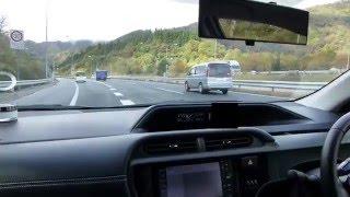 getlinkyoutube.com-トヨタ アクアG's 後期型 ロードノイズ高速走行編
