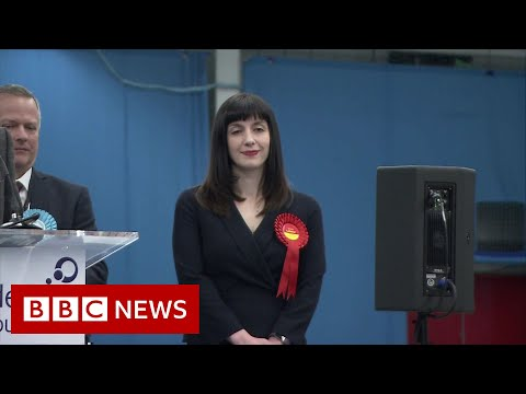 BBC News:First results: Labour hold Sunderland constituency  - BBC News