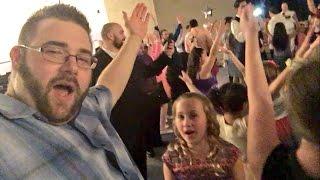 getlinkyoutube.com-CRINGIEST DAD EMBARRASSES DAUGHTERS AT SCHOOL DANCE!