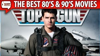 Top Gun (1986) - Best Movies of the 80's & 90's Review width=