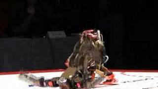 getlinkyoutube.com-ROBO-ONE 10: The Super Moves #1