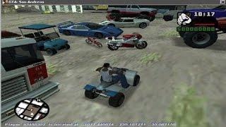 getlinkyoutube.com-استدعاء اي سيارة او دراجة نارية في لعبة  GTA SAN في اي وقت تريد تم تحديت الرابط