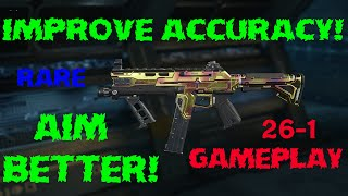 getlinkyoutube.com-Aiming Tips - Improve Accuracy (Sensitivity, Stock, Quickdraw, Optics) (BO3 Multiplayer Gameplay)