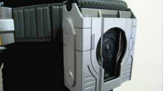 getlinkyoutube.com-MASKED RIDER 555 仮面ライダーファイズドライバー改造ベルト REMODELING BELT