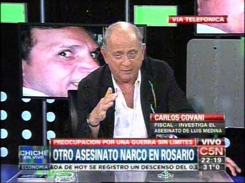 C5N -  POLICIALES:  OTRO ASESINATO NARCO EN ROSARIO (PARTE 1)