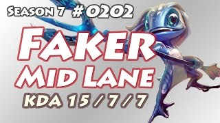 getlinkyoutube.com-SKT T1 Faker - Fizz vs Twisted Fate - KR LOL Challenger 308LP | 페이커 피즈