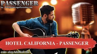 HOTEL CALIFORNIA -  PASSENGER Karaoke