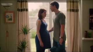 getlinkyoutube.com-Broadchurch Jodie Whittaker pregnant belly scenes