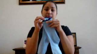 getlinkyoutube.com-Sewing Lessons: Arm & Leg Warmer for Baby/Toddler