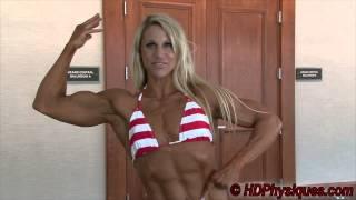 getlinkyoutube.com-Powerful Arms - Amazing Female Muscle!
