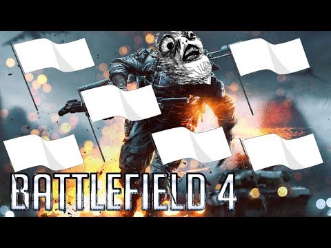 Flags em Massa no Youtube :O [Battlefield 4 Multiplayer - Paracel Storm]