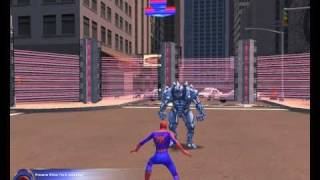 getlinkyoutube.com-Spider Man 2 Walkthrough Mission 1 Rhino's Rampage