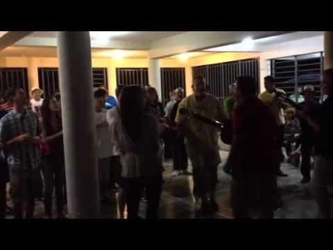 Parranda Navideña Los Velázquez Ensenada, PR 6/1/2012