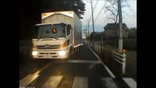 getlinkyoutube.com-茨城土人運転2014、総集編DQN、悪質不法運転取締の瞬間、警察24時