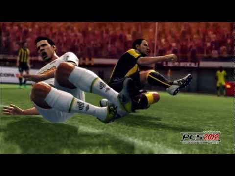 Pro Evolution Soccer 2012 (PES 2012) Gamescom 2011 Trailer