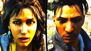 getlinkyoutube.com-Far Cry 4: Both Endings, Kill Amita, Kill Sabal, Kill Pagan, Spare Pagan