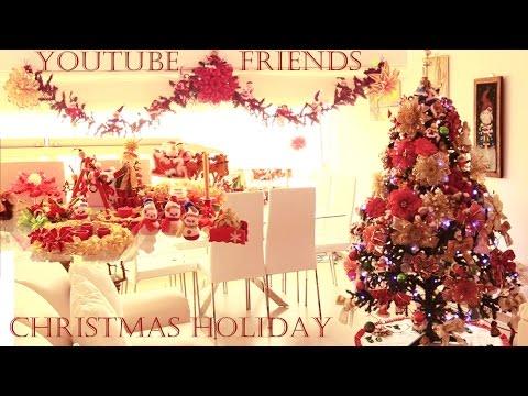 Especial de Navidad para amigos de Youtube - Christmas Holiday friends special for YouTube