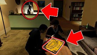 We used a REAL OUIJA BOARD at 3:00 AM... SOMETHING RESPONDED (GHOST ATTACK)