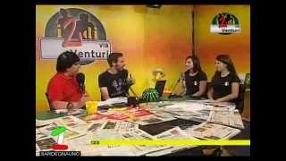 Giuditta Sireus e Silvia Ferrau - Circolo Letterario