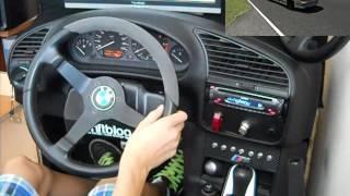 getlinkyoutube.com-ASSETTO CORSA DRIFT NISSAN 240SX SR20DET BY PYLE LOGITECH G27