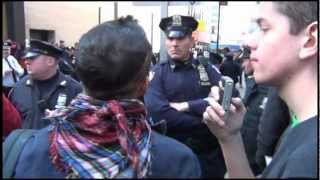 getlinkyoutube.com-US Marine Stands Down NYPD