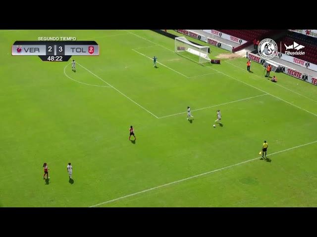 (Transmisión) Veracruz - Toluca LIga Femenil