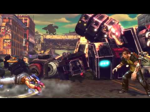 Street Fighter X Tekken: PS3 and Vita exclusive characters