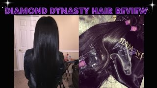 getlinkyoutube.com-Diamond Dynasty Virgin Hair Review