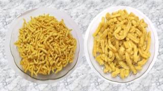 getlinkyoutube.com-Gathiya or Gathia - Recipe Video - Bhavnagri or Makhaniya - Indian namkeen snack