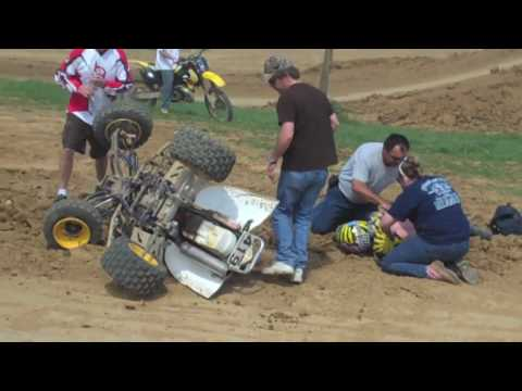 Punykos Quad Wreck Haspin Acres Race 4-11-10