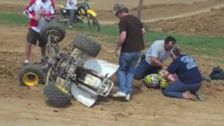 Punykos Quad Wreck Haspin Acres Race 4-11-10