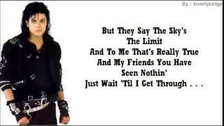 getlinkyoutube.com-michael jackson - bad (lyrics)