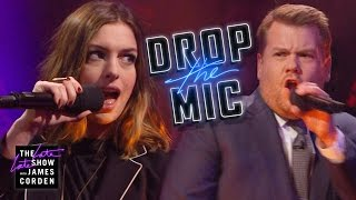 flushyoutube.com-Drop the Mic w/ Anne Hathaway