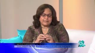 Kathy Ruhlmann habla de el Mes de la custodia de los menores