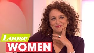 Nadia Sawalha's Shocking Confession To Kaye Adams   Loose Women