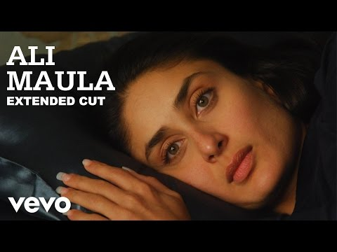 Kurbaan - Ali Maula Extended Video feat. Kareena Kapoor