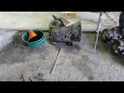 W140 замена редуктор 4