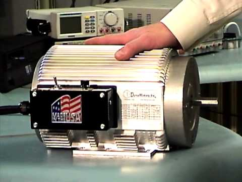 Variable Speed Motor - Compact and Integrated
