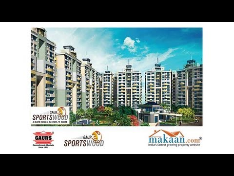 Gaur Sports Wood, Sector 79, Noida